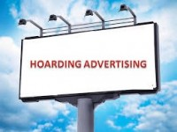 BANNER/HOARDING ADVERTISEMENT SERVICE