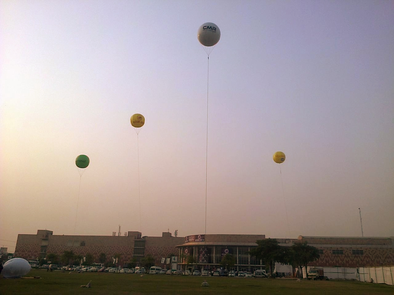 Image result for advertisement balloon